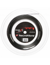 Бобина Tecnifibre Black Code 4S 1,25mm 200m