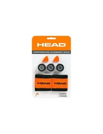 Набор аксессуаров Head Performance accessory pack orange