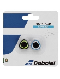 Виброгаситель Babolat Sonic Damp x 2 blue/yellow