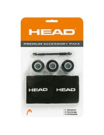 Набор аксессуаров Head Premium Accessory pack black