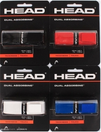 Ручка Head Dual Absorbing Grip, dozen mix