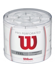 Намотка Wilson pro overgrip perforated 1 штука