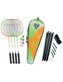 Набор для бадминтона Talbot Badminton Set 4 Attacker Plus 2019