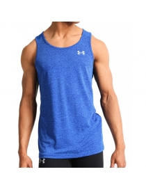 Майка муж. Under Armour Streaker Mens Running Singlet blue