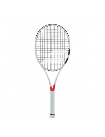 Ракетка Babolat Pure Strike 16/19  white/red