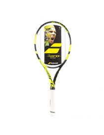 Ракетка Babolat Pure Aero S-lite black / yellow (no cover)