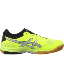 Кроссовки сквош муж. Asics Gel-Rocket 8 flash yellow/silver