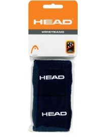 "Напульсник Head New Wristband 2,5"" black"