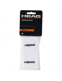 "Напульсник Head Wristband 2,5"" white 2015"