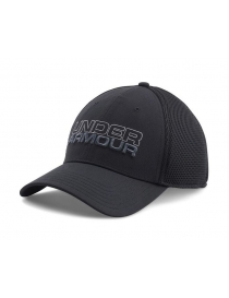 Кепка Under Armour mens cap black