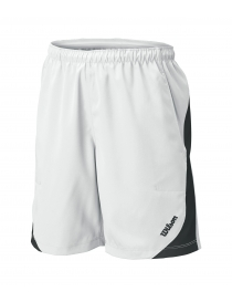 Шорты Wilson Fenom Short white/black