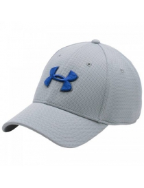 Кепка Under Armour Blitzing II grey/blue
