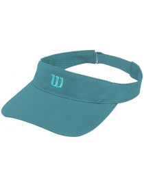 Козырек женский Wilson Lady Rush Visor blue-bird