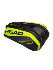 Чехол Head Tour Team Extreme 9R Supercombi black/neon yellow 2019