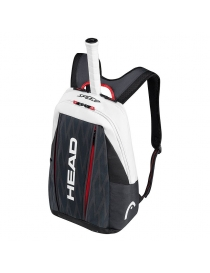Рюкзак Head Djokovic backpack black/white 2017