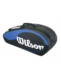 Чехол Wilson Match 6 pack blue 2014