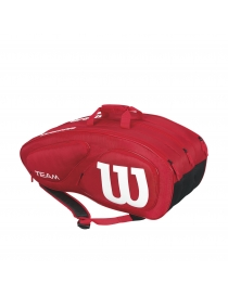 Чехол Wilson Team II 12 red 2017