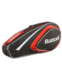 Чехол Babolat RH X 6 Club red 2015