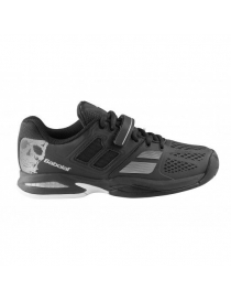 Кроссовки детские Babolat SMU Propulse All Court Junior skulls/black