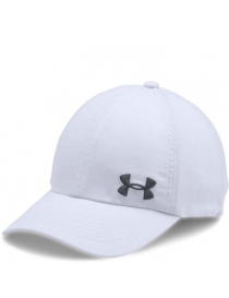 Кепка Under Armour Armour Solid Cap white