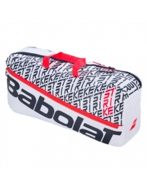 Сумка спортивная Babolat Duffle M Pure Strike white/red