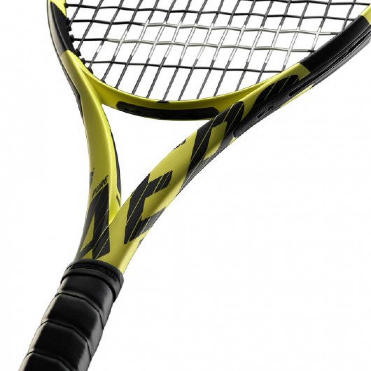 Ракетка Babolat Pure Aero 2019 black/yellow