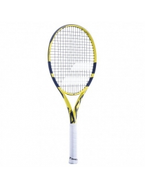 Ракетка Babolat Pure Aero Lite 2019 black/yellow