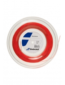 Бобина Babolat RPM Rough red fluo 1,25mm 200m