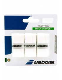 Намотка Babolat Traction white поштучно