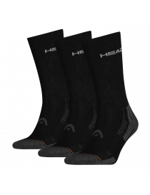 Носки Head Performance Crew 3-pack black