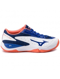 Кроссовки Mizuno Wave Flash Clay Court white
