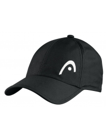 Кепка Head Pro players cap black