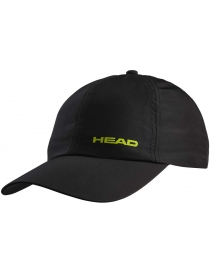Кепка Head Light Function Cap 2020 tonal black/yellow