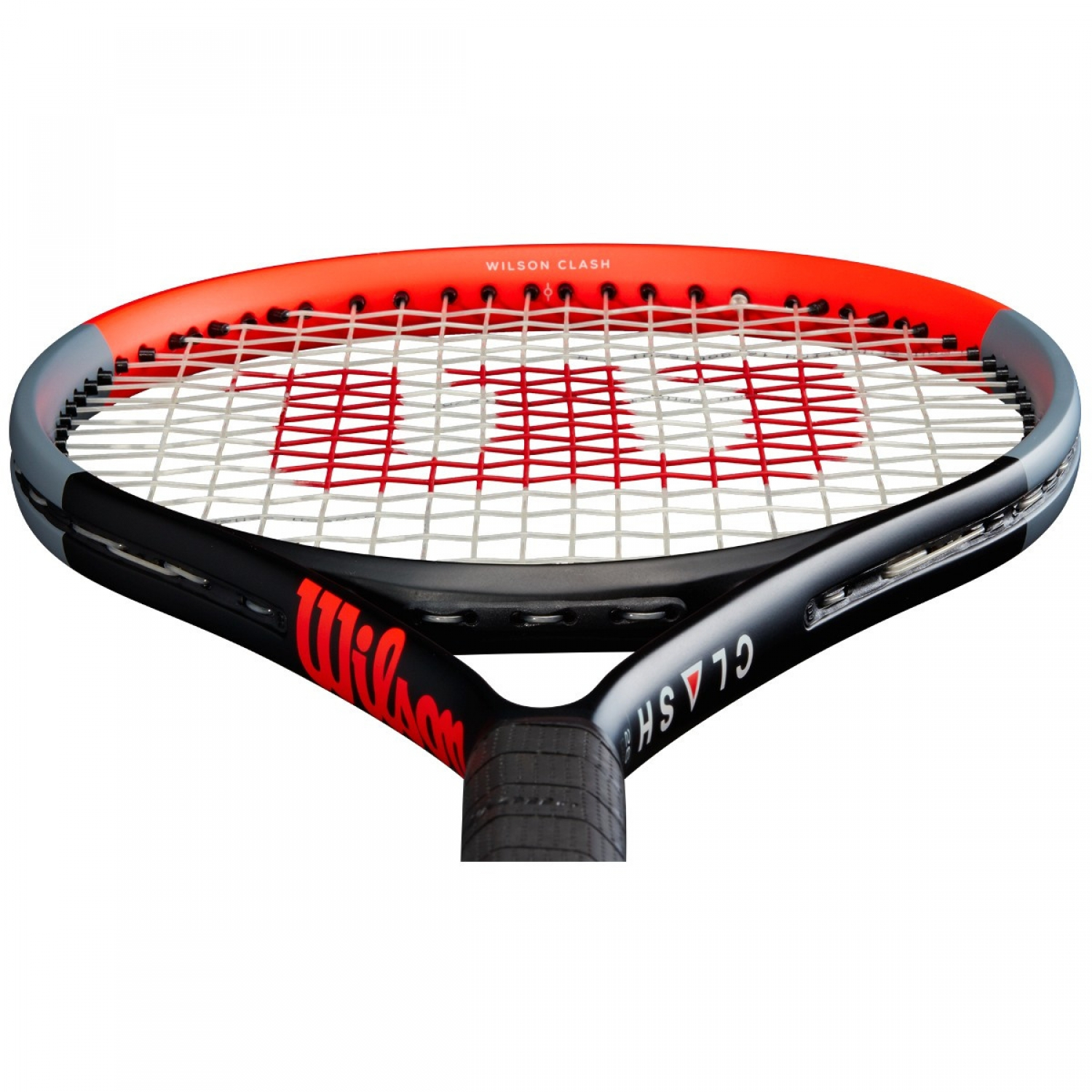 Ракетка Wilson Clash 25 Junior black/orange