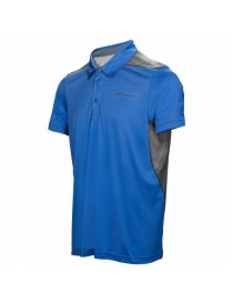 Поло мужское Babolat Polo Perf Men Drive blue
