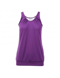 Майка Женская K-Swiss Sideline Tank Top Purple