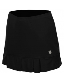 Юбка Женская K-Swiss Women`s Mesh Pleat Skirt black
