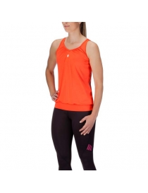 Майка Женская K-Swiss Sideline Tank Top Orange