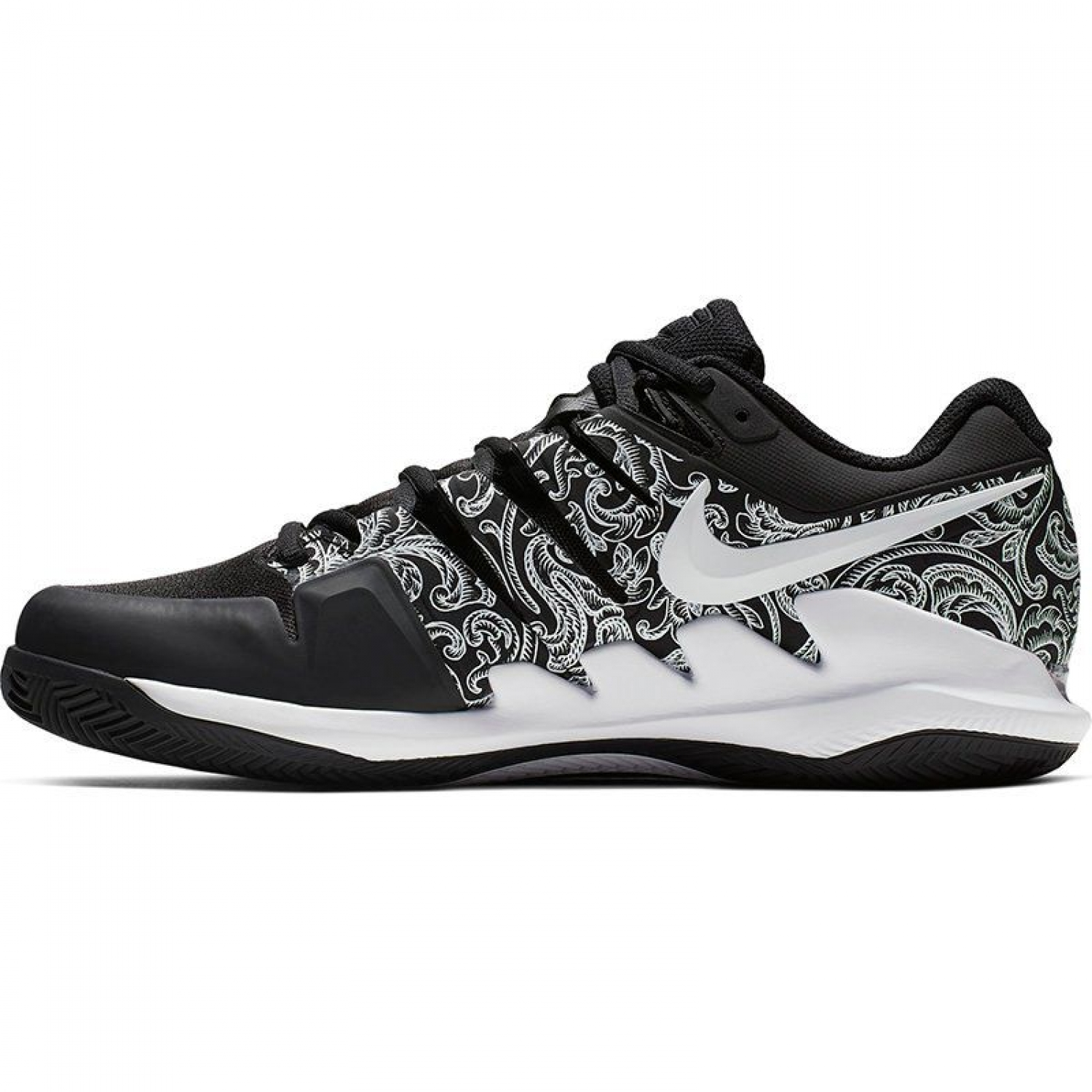 Кроссовки мужские Nike Air Zoom Vapor X clay white/print