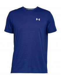 Футболка муж. Under Armour Threadborne Streaker SS blue