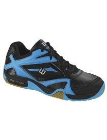 Кроссовки Wilson Court elite 800 black/blue/silver