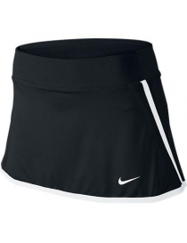 Юбка Nike power Skirt black/white