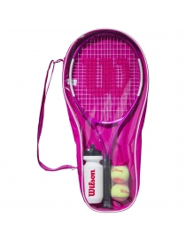 Набор Wilson Ultra Pink Starter Set 25 Junior