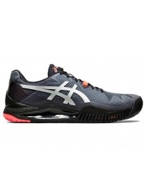Кроссовки мужские Asics Gel-Resolution 8 L.E. grey/black