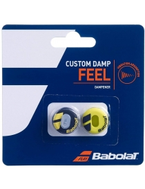 Виброгаситель Babolat Custom Damp 2 black/yellow