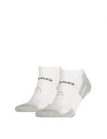 Носки Head Performance sneaker 2-pack white/grey