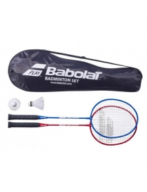Набор для бадминтона Babolat BADMINTON LEISURE KIT X2 (2 ракетки, 2 волана)
