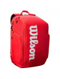 Рюкзак Wilson Super Tour backpack red